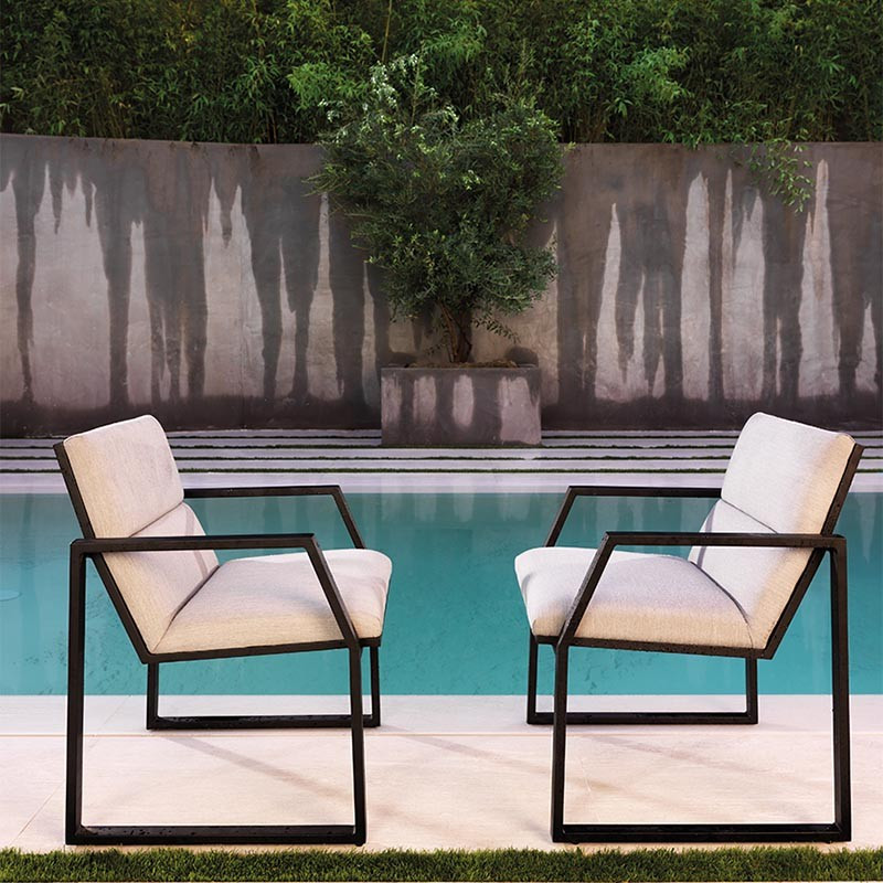 Chaise de jardin - MAHE - INCITTA