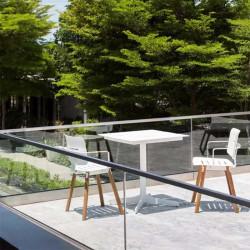 Table bistrot - CERU - OASIQ