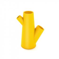 Jardinière design jaune - KAKTUS
