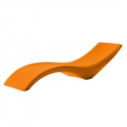 Bain de soleil design orange - CLOE - myyour