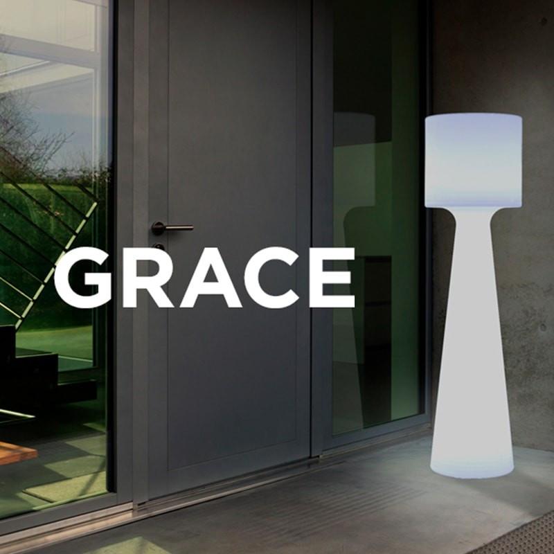 Lampe extérieure sur pied - GRACE - Newgarden