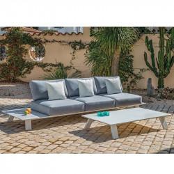 Canapé de jardin - NEVERLAND - lemobilierdejardin.fr
