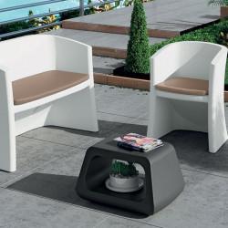 Coussin de canapé ou de fauteuil - BREEZE - LYXO