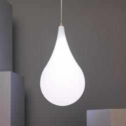 Lampe suspendue rechargeable d'extérieur - TUGU - lemobilierdejardin.fr