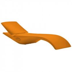 Bain de soleil design réglable - ZOE - myyour