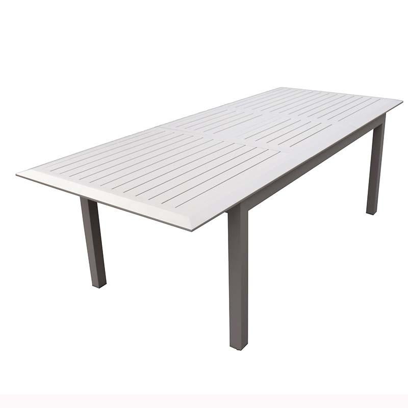 Table de jardin extensible - MAJUNGA - lemobilierdejardin.fr