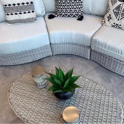 Salon de jardin - MANJA - lemobilierdejardin.fr