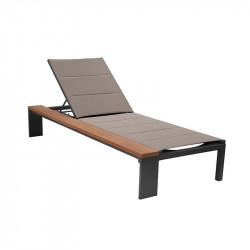 Chaise longue de piscine - ALP - lemobilierdejardin.fr