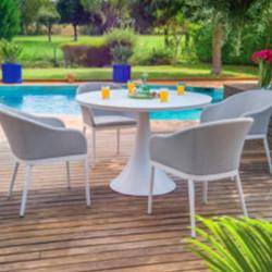 Chaise de jardin - BRISA - lemobilierdejardin.fr