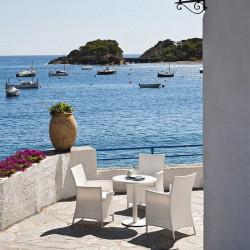 Chaise de jardin en bord de mer - CALIFORNIA - lemobilierdejardin.fr