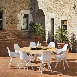 Table de jardin terrasse - CASTOR - lemobilierdejardin.fr