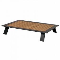 Table basse 142 cm - CESANO - lemobilierdejardin.fr