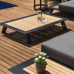 Table basse de jardin - CESANO - lemobilierdejardin.fr