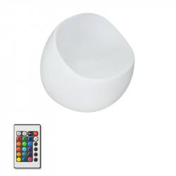 Fauteuil lumineux LED - MOON - lemobilierdejardin.fr