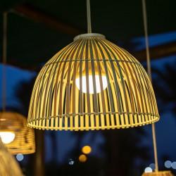 Suspension extérieure LED intégrée - REONA