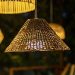 Suspension extérieure LED intégrée - CALOBRA - Newgarden