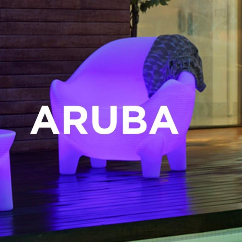 Fauteuil Lumineux - ARUBA - Newgarden