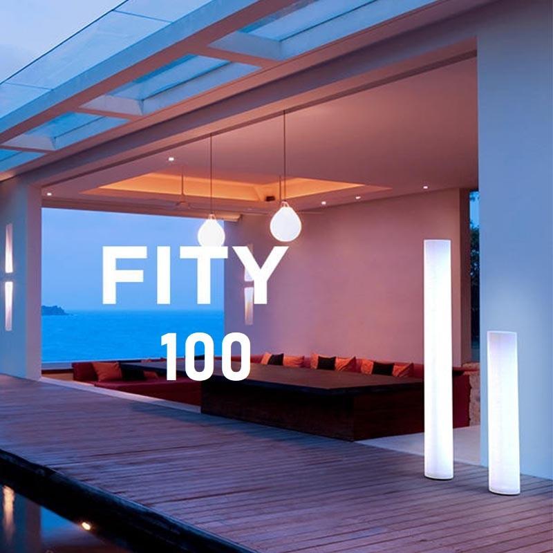 Colonne Lumineuse - FITY 100 - Newgarden - lemobilierdejardin.fr