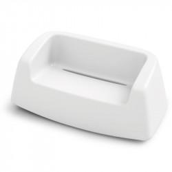Canapé de jardin blanc - SUGAR - LYXO