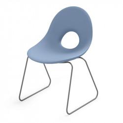 Chaise d'extérieur design - CANDY - LYXO