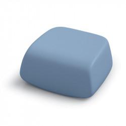 Repose pied / Pouf  bleu ciel - SUGAR - LYXO