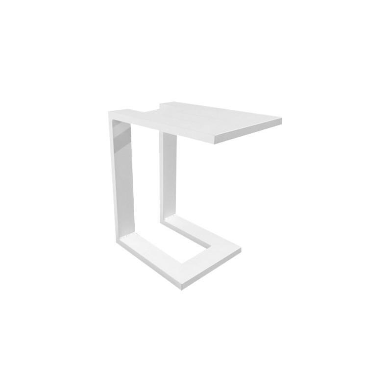 Table d'Appoint d'Extérieur Design en Aluminium - MAYA - INCITTA