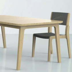 Table en teck - SKAGEN - OASIQ